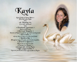 Kayla, Name meaning gift, Add your favorite photo to name meanings, what in my name, name gifts, Personalized Gifts, personalized-unique-gifts