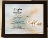 Kayla, name meaning, name, meanings of name, baby name, personalized-unique-gifts.com