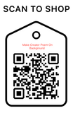 Shop Scan Code, Make Creator Poem, Personalized Unique Gifts