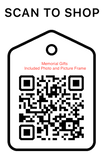 Shop Scan Code, Memorial Gifts, Personalized Unique Gifts