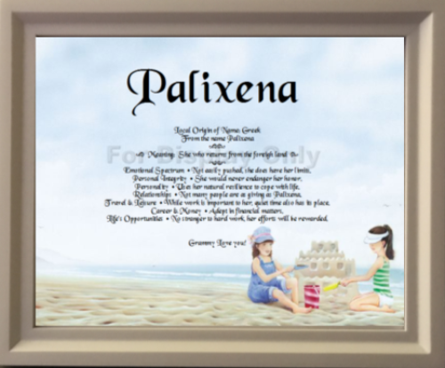 name gifts, Palixena name, meanings of name, baby name, Personalize Gift , Personalized Gifts, Design Gifts, personalized-unique-gifts
