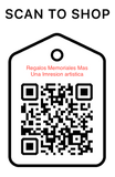 Shop Scan Code, Regalos Memoriales , Personalized Unique Gifts