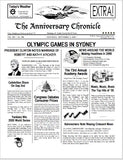 The Anniversary  Chronicle For Mail