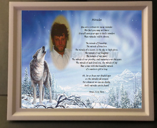 Create a poem in your own words, wolf screen gift, poem gift, poetry, personalized-unique-gifts, personalized gifts, personalize gifts