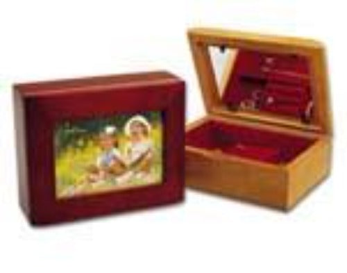 Personalized Photo Jewelry Box - $43.99