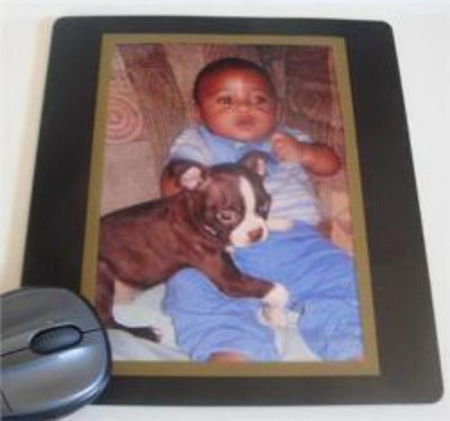 mouse pad gift, computer mouse pad, photo mouse pad, Personalized Gift, Design Gifts, personalized-unique-gifts.com]
