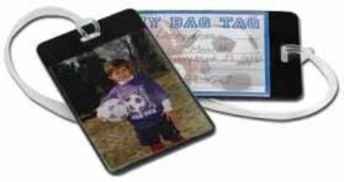 [Insert Your Own Sports Photo Bag Tag], [Sports Photo Bag Tag], [personalized-unique- gifts], [personalized-unique-gifts], [picture id hold], [sport id], [bus stop id], [book mark], [Personalize-Unique-Gifts]