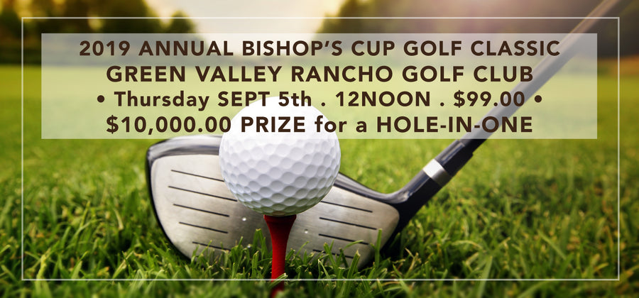 2019 Bishop's Cup Annual Golf Tournament