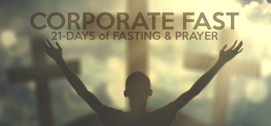 21-Days of Corporate Fasting Outline | FREE DOWNLOAD
