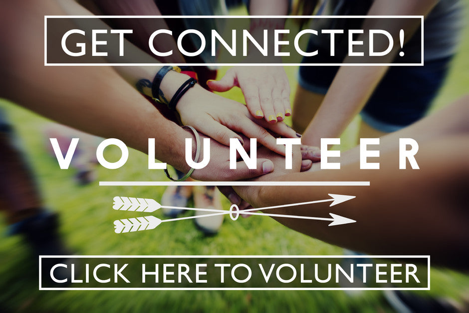 GET CONNECTED & VOLUNTEER