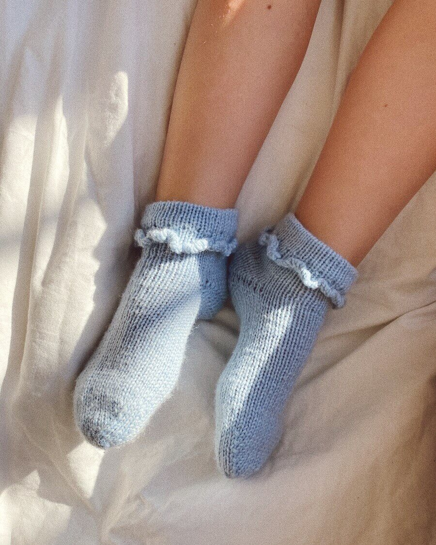 Ruffle Socks Junior