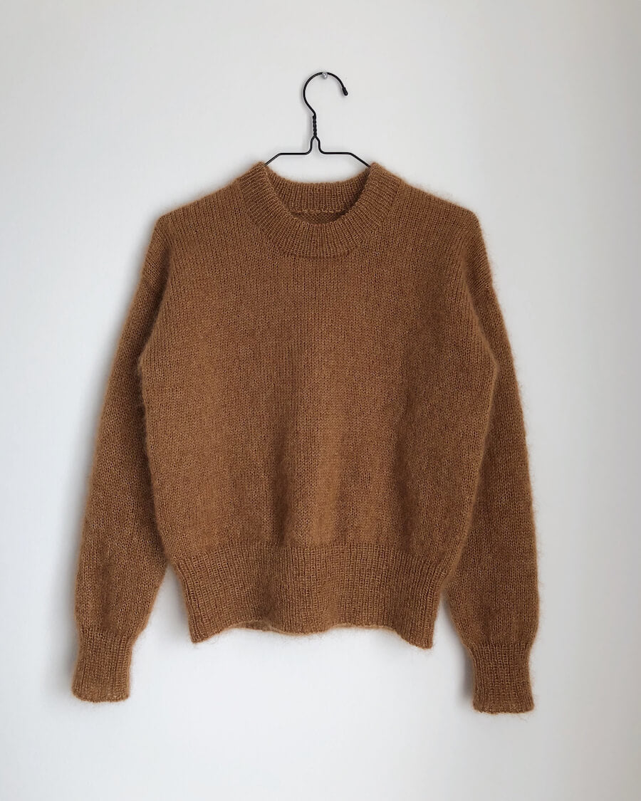 Pæn Brun Sweater