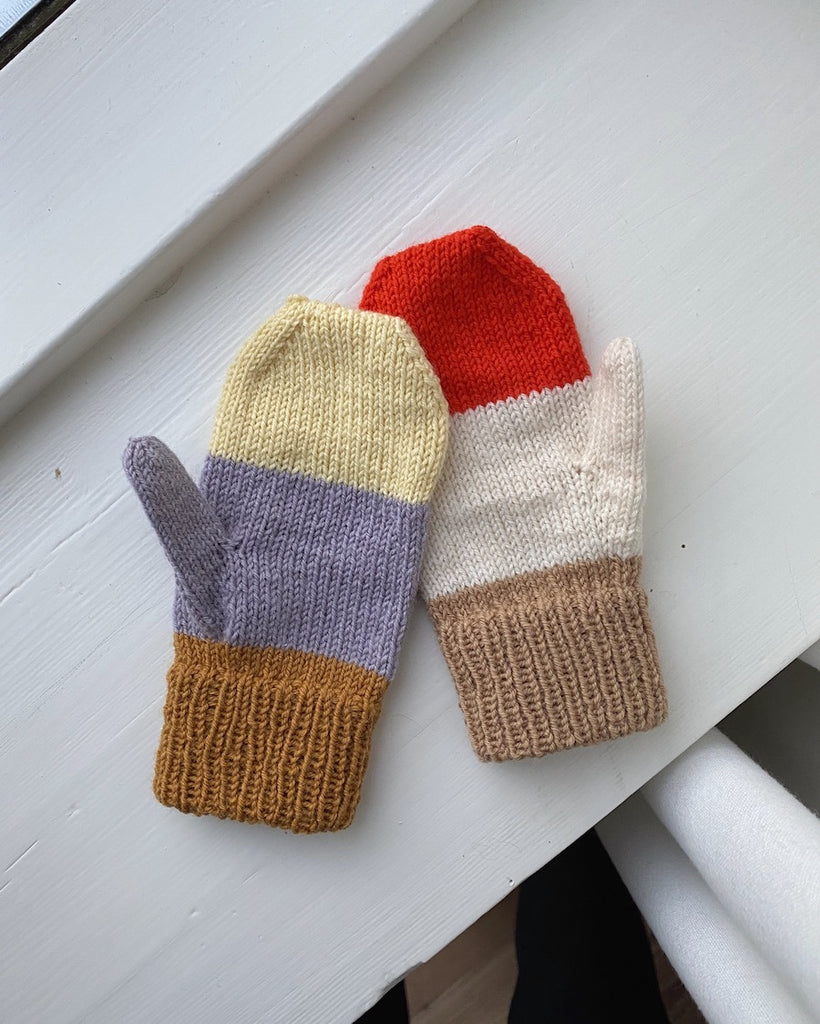 North Sea Mittens Junior