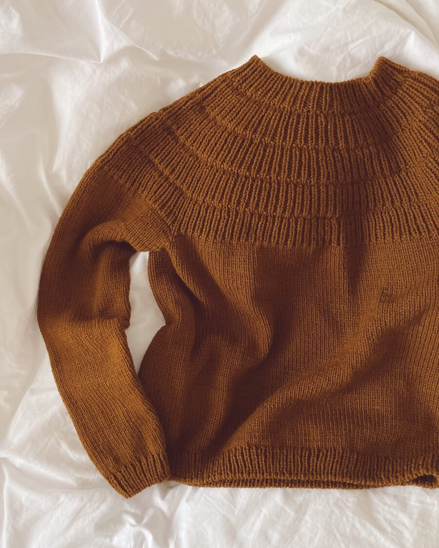 Anker's Sweater - My Size