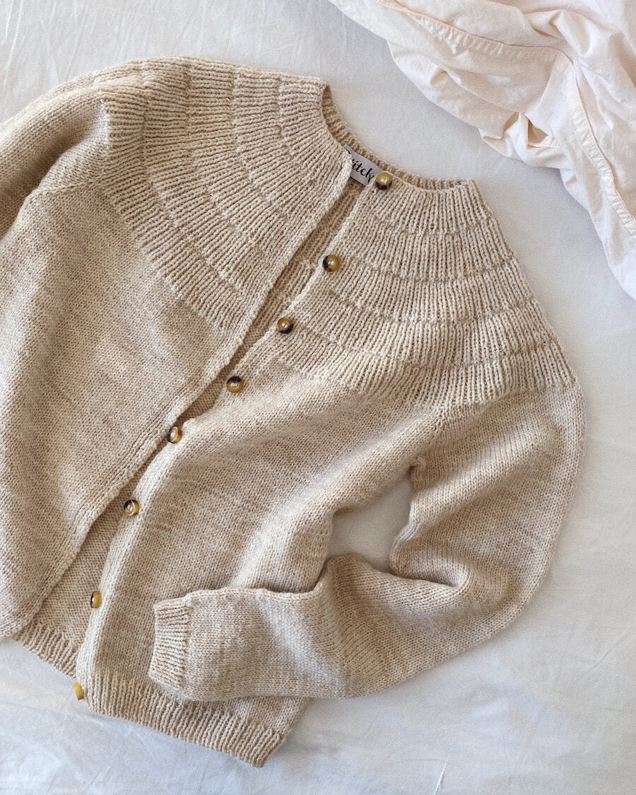 Ankers Cardigan - My Size
