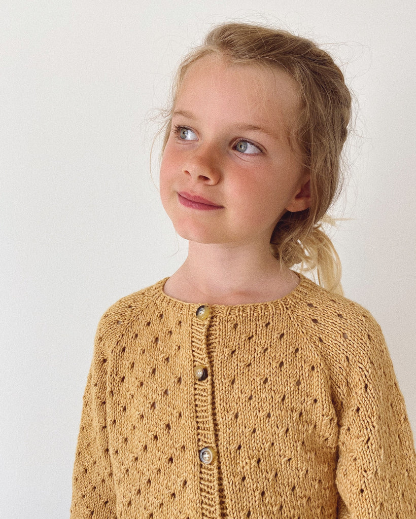 Annas Sommercardigan Junior