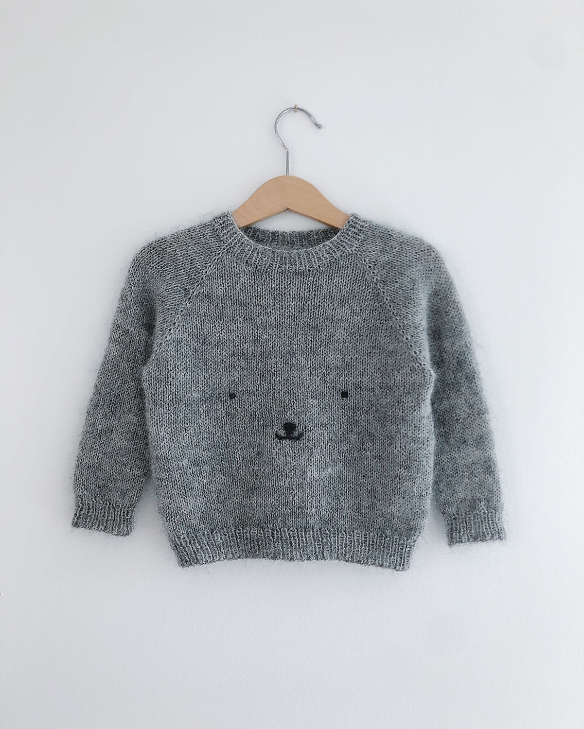 Teddy Bear Sweater