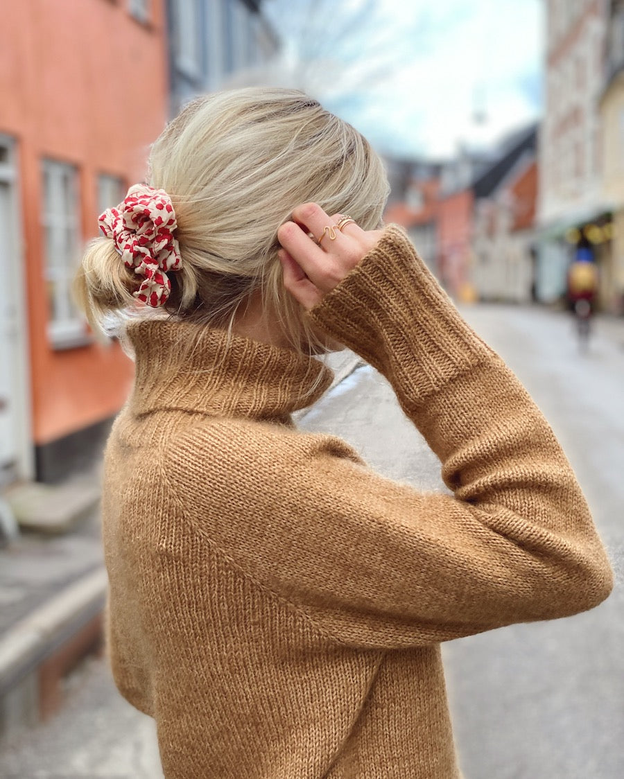 Caramel Sweater
