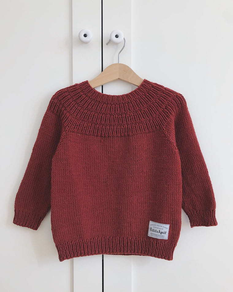 Ankers Pullover