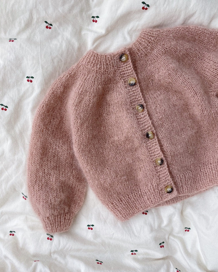 Knapper til Novice Cardigan Mini - Mohair Edition