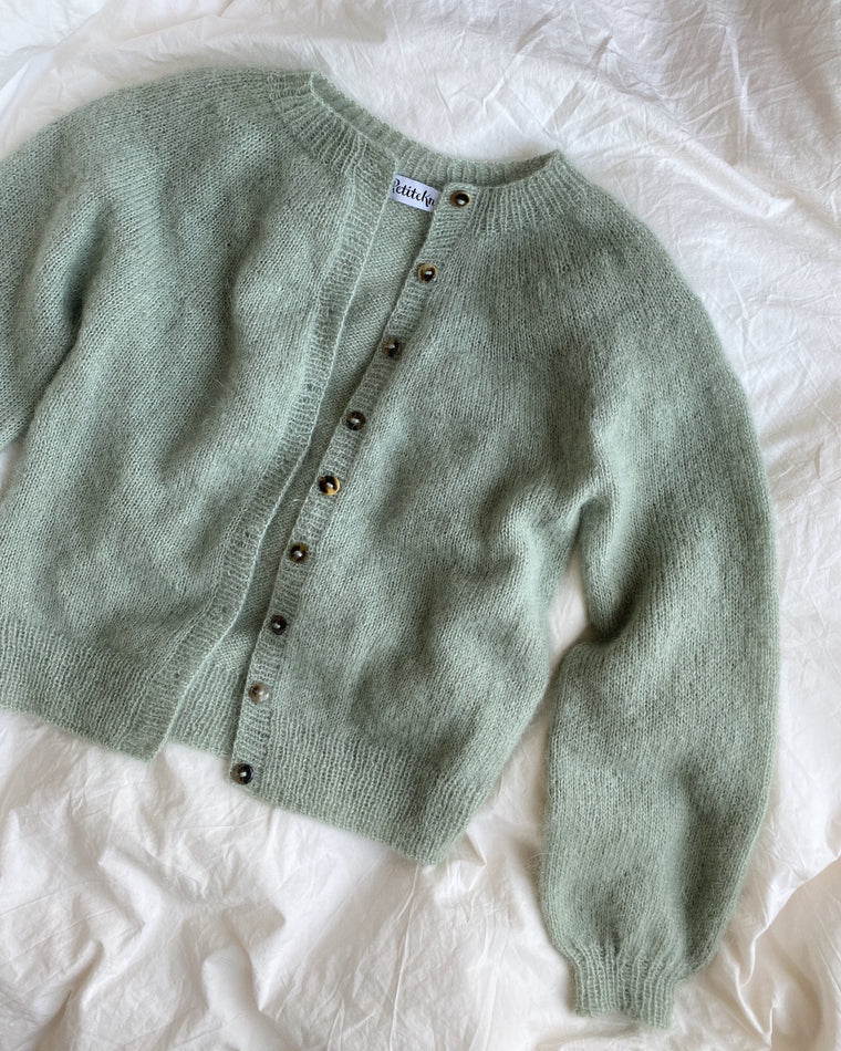 Novice Cardigan - Edition Mohair