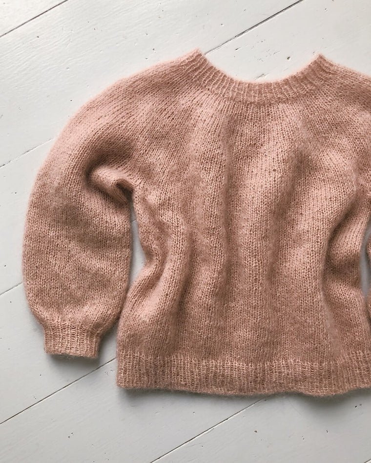 Novice Sweater Junior - Mohair Edition