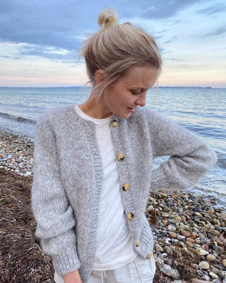 Novice Cardigan - Chunky Edition