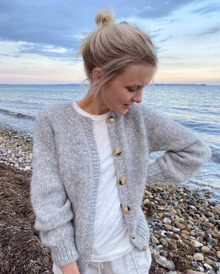Knapper til Novice Cardigan - Chunky Edition