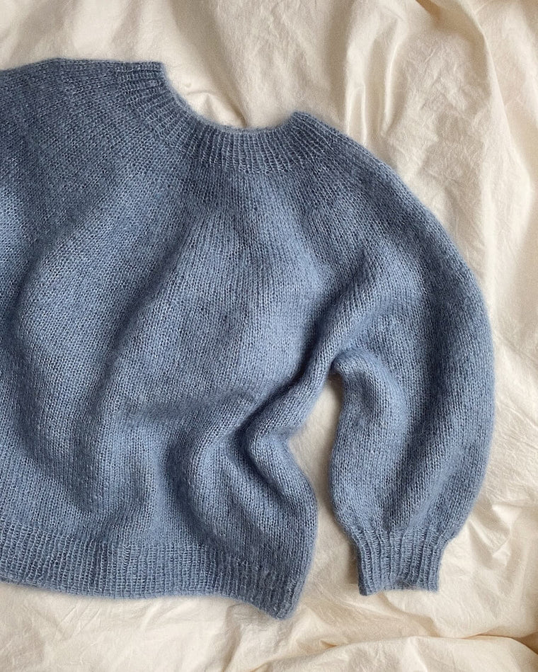 Novice Sweater - Mohair Edition
