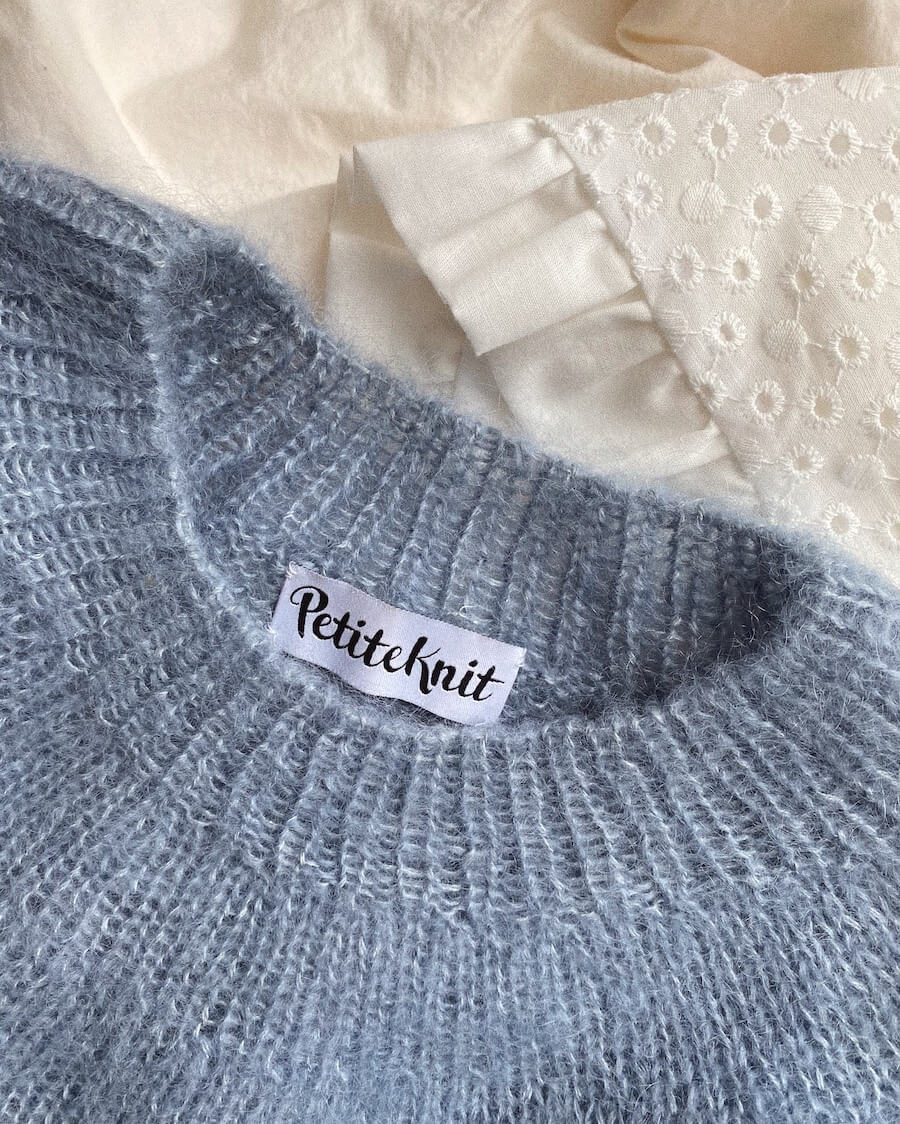 Novice Sweater – Édition Mohair