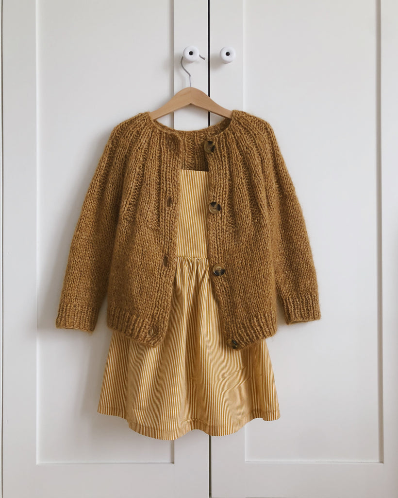 Sunday Cardigan Junior