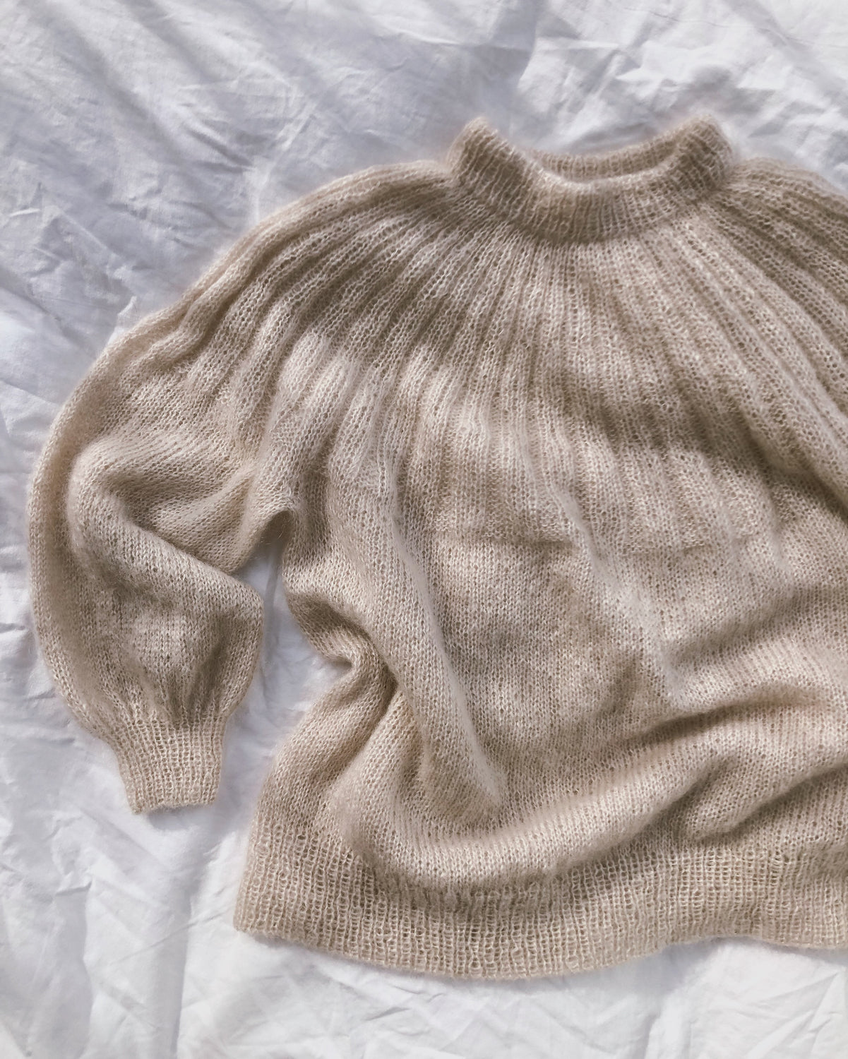 Sunday Sweater - Mohair Edition