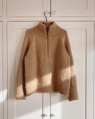 Zipper Sweater - Wholesale