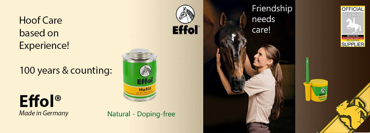 horse hoof care products by effol