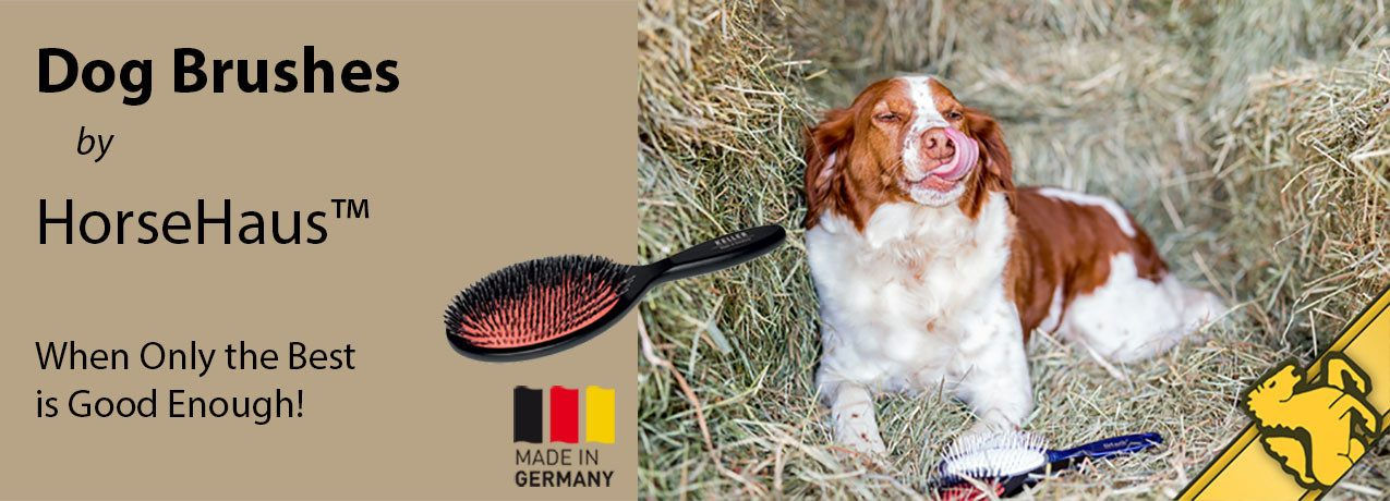 professional german dog brushes