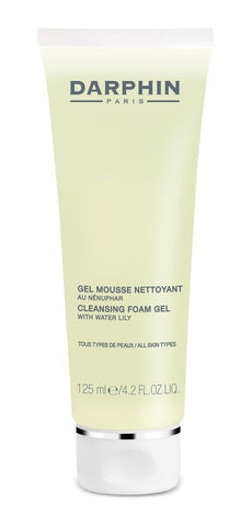 Cleansing Foam Gel w/ Water Lily
