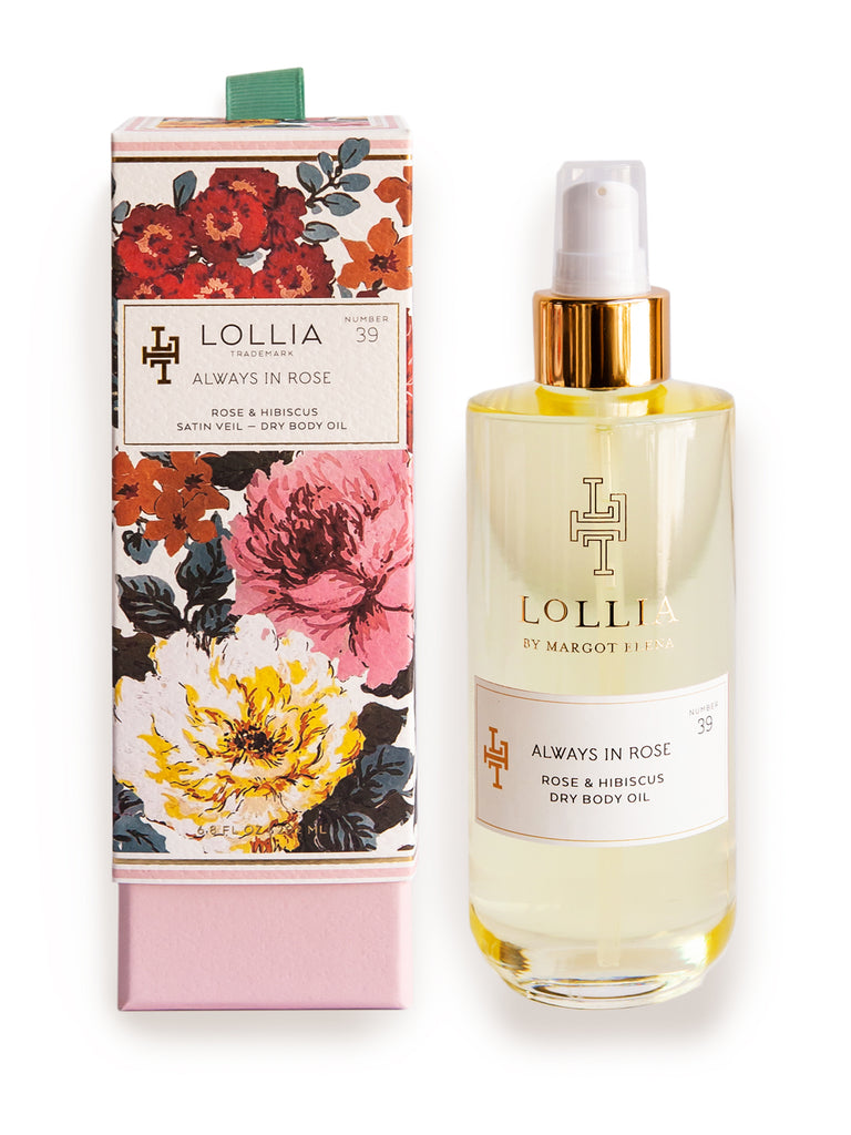 Always in Rose Dry Body Oil