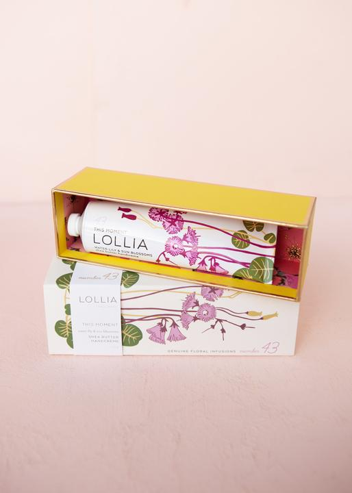 Lollia: This Moment Hand Cream
