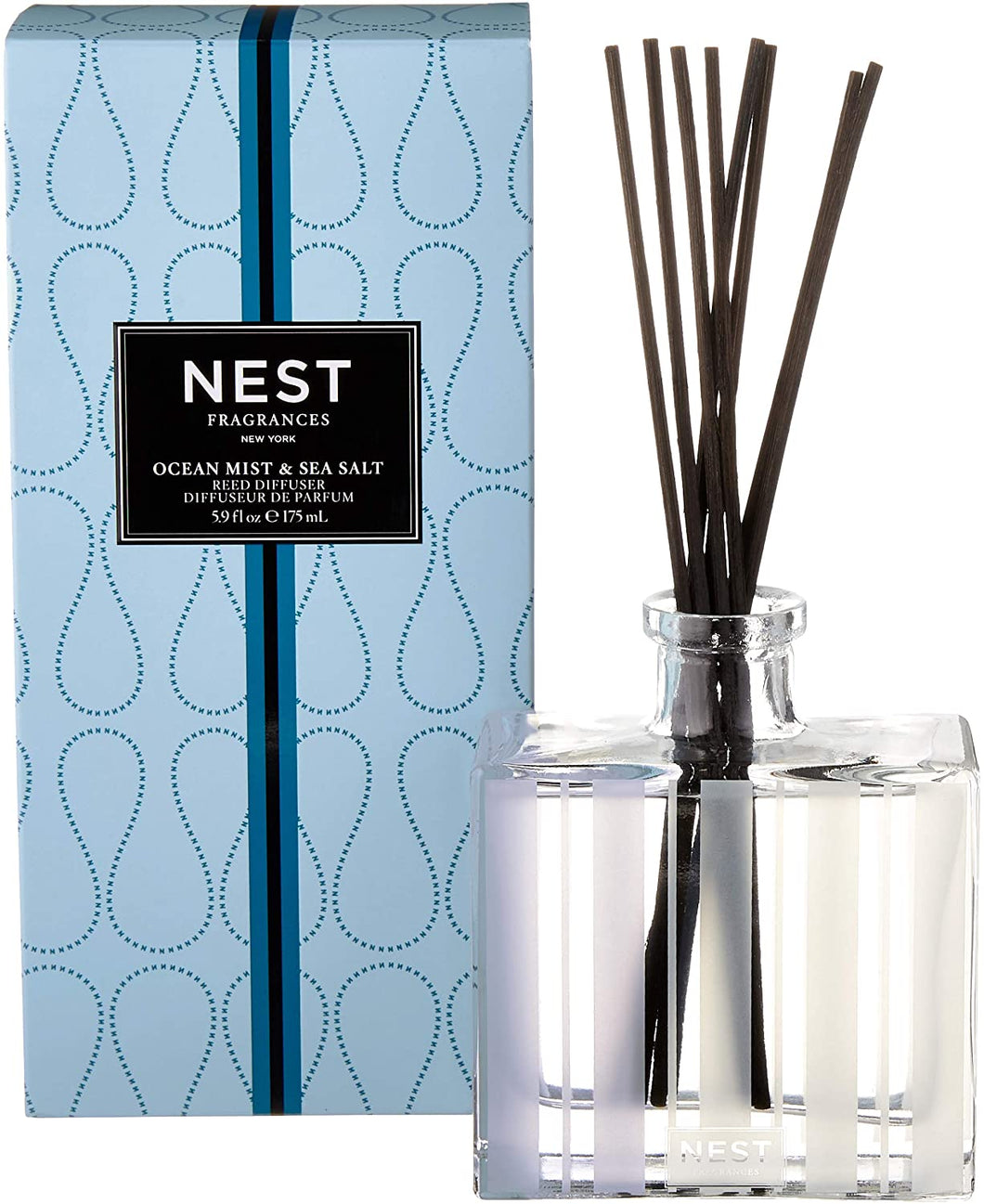 Ocean Mist & Sea Salt Reed Diffuser