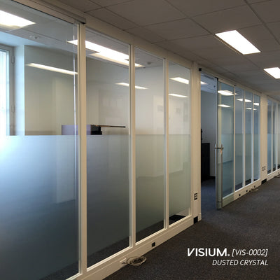 VISIUM® Window Films | Dusted Crystal [VIS-0002]
