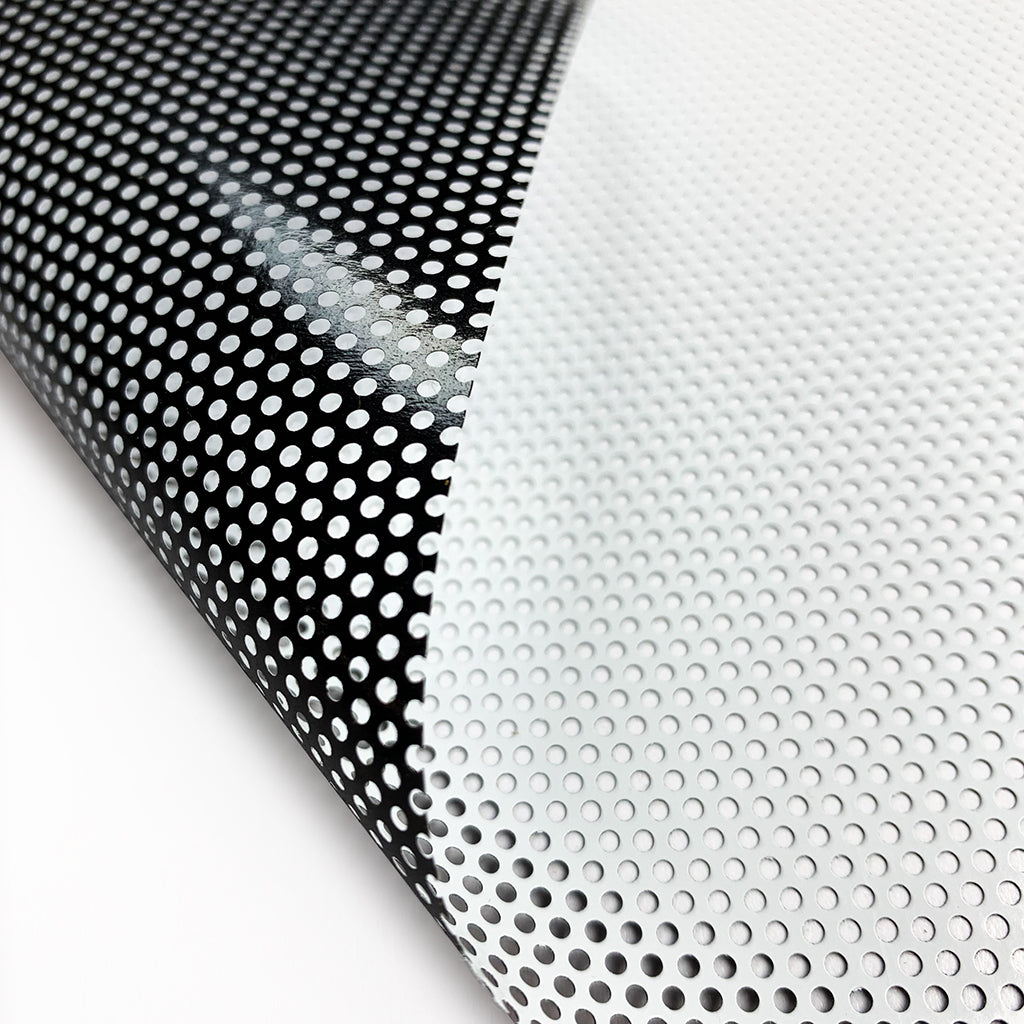 VISIUM® Window Films | One Way Perforated [VIS-9020]
