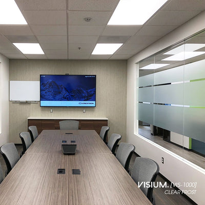Embossed Window Film for Privacy | VISIUM® Glass Films