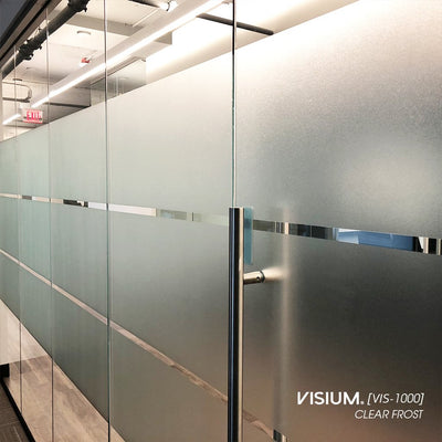 Textured Window Film | VISIUM® Decorative Films