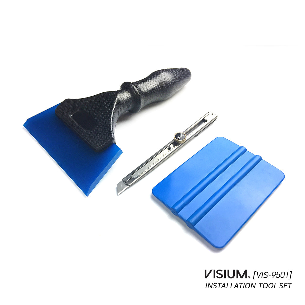 VISIUM® Window Films | Installation Tool Set [VIS-9501]