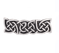 Celtic Knot Hair Clip - Norse Blood
