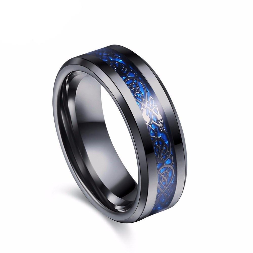 Dragon Ring - Norse Blood