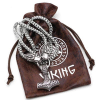 King's Chain Mjolnir - Norse Blood