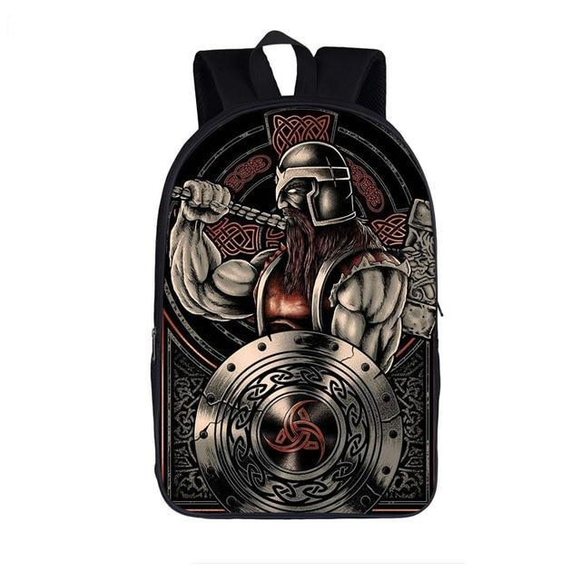 Norse Warrior Backpack - Norse Blood
