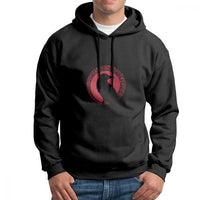 Runic Blood Raven Hoodie - Norse Blood