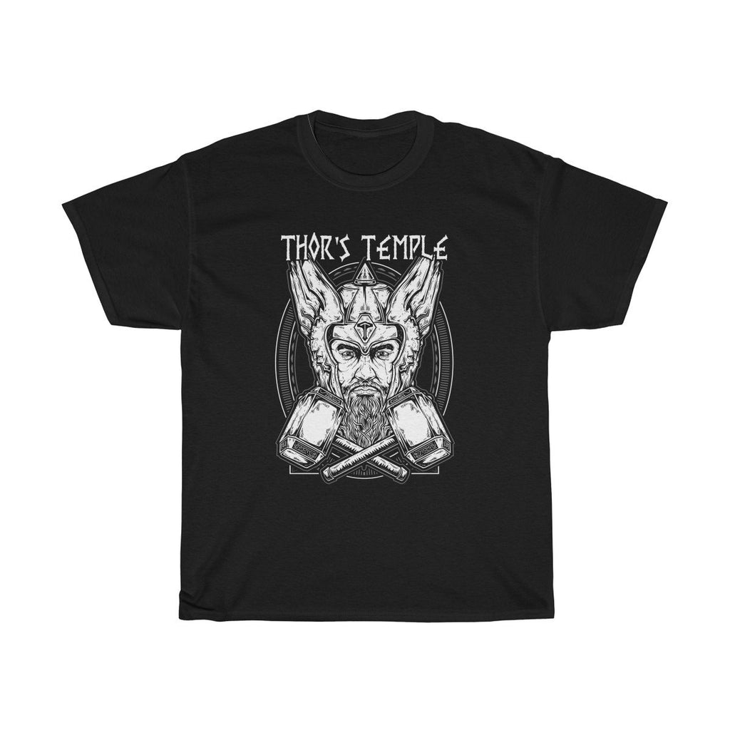 Thor's Temple T-Shirt (Men's) - Norse Blood